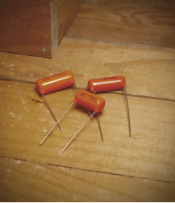 Orange Drop Capacitors