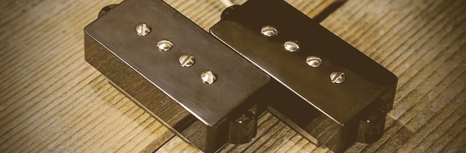 P-Bass Lollar Pickups