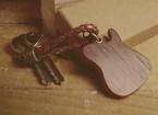 Deluxe Keyrings