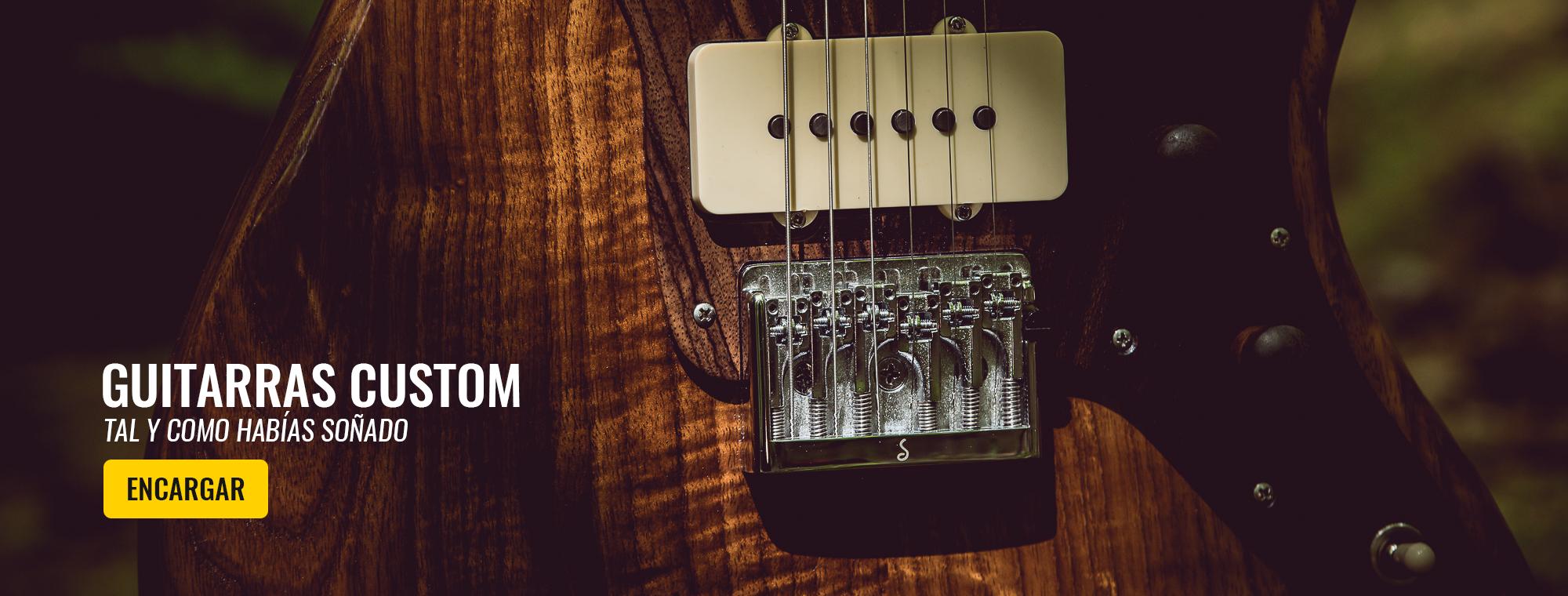 Guitarras Custom